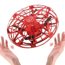 Анти-столкновения Летающий вертолет волшебный ручной НЛО мяч самолет зондирования мини индукционный Дрон НЛО игрушки дети электрические электронные игрушки