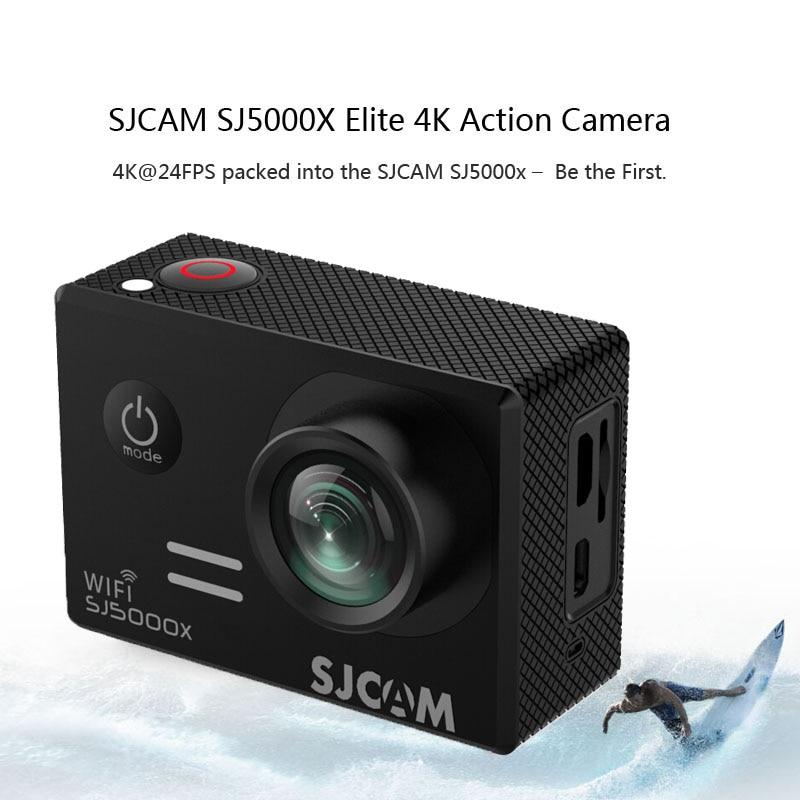 SJCAM SJ5000X Elite Akcija Kamera 4K WiFi Sport DV Diving 30M - Kamera i foto - Foto 2