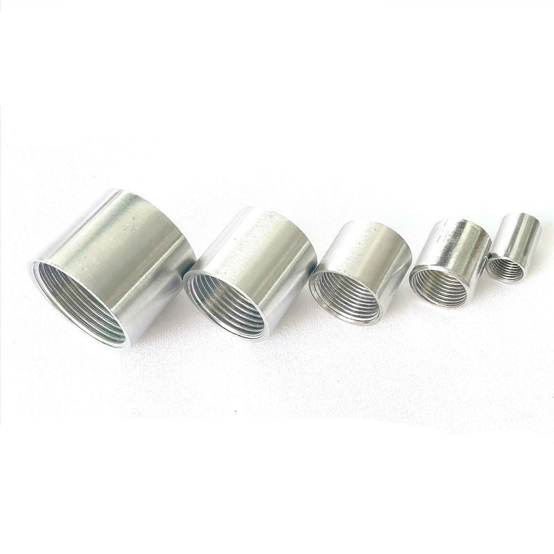 Stainless Steel SS304 Water Pipe Fitting Plumb Connector Adpater 1/8