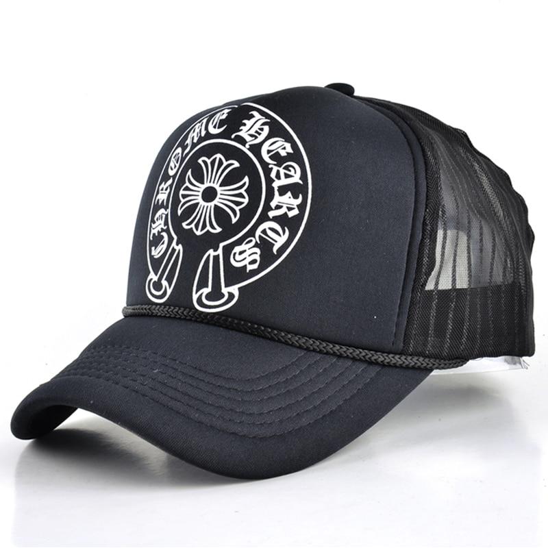 Unisex Summer hats for Men Baseball Cap Women Snapback Caps Sun visor gorras planas Mesh casual casquette Hat Hip-Hop bone  цены