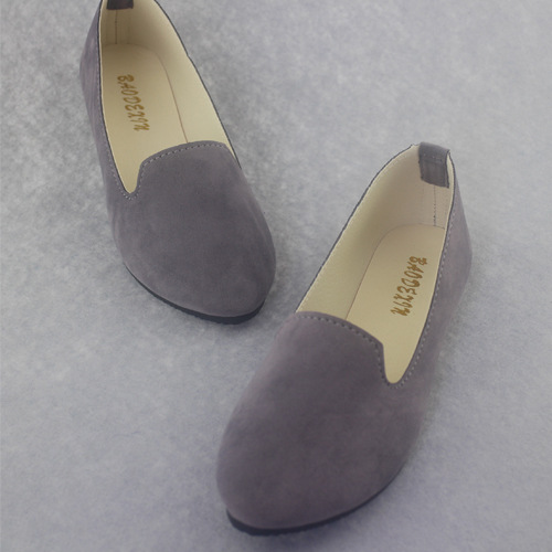954b3efaef Ladies Shoes Ballet Flats Women Flat Shoes Woman Ballerinas Black ...