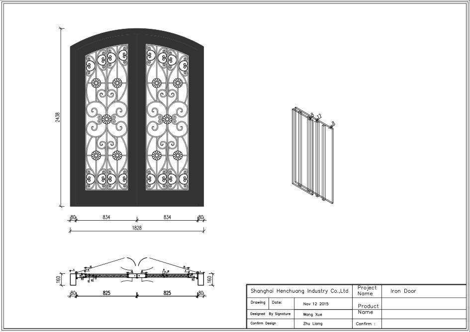Wrought Iron Patio Doors Wood And Iron Front Door