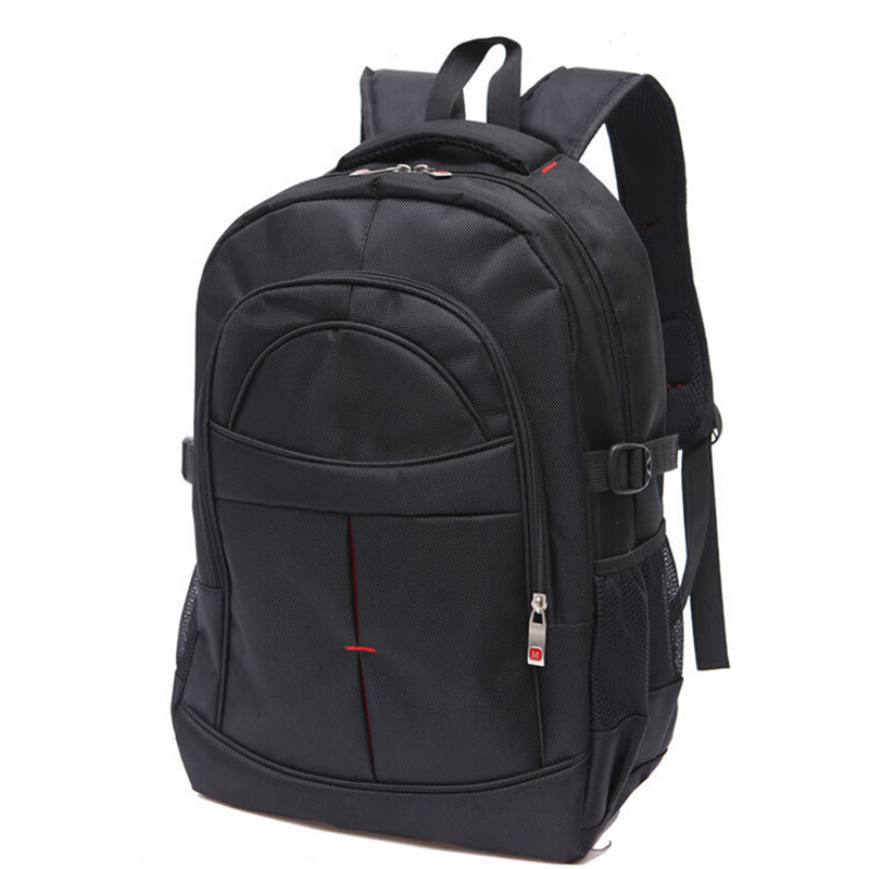 Waterproof 15.6 Inch Laptop Backpack Leisure School Bags Black mens backpack bag school bags for teenagers-45 джемпер vero moda vero moda ve389ewzkt35