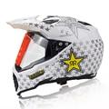 Free shipping moto motorcycle helmet casco capacete motocross racing helmet with lens winter ATV dirtbike windproof helmets