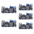 5PCS LM2596S-ADJ DC-DC Buck Regulator Power Module Step Down 3A Adjustable Regulator 5V/12V/24V HW-411