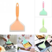 Silicone Spatula Beef Meat Egg Kitchen Turner Scraper Wide Pizza Shovel Non-stick Turners Food Lifters Home Cooking Utensils