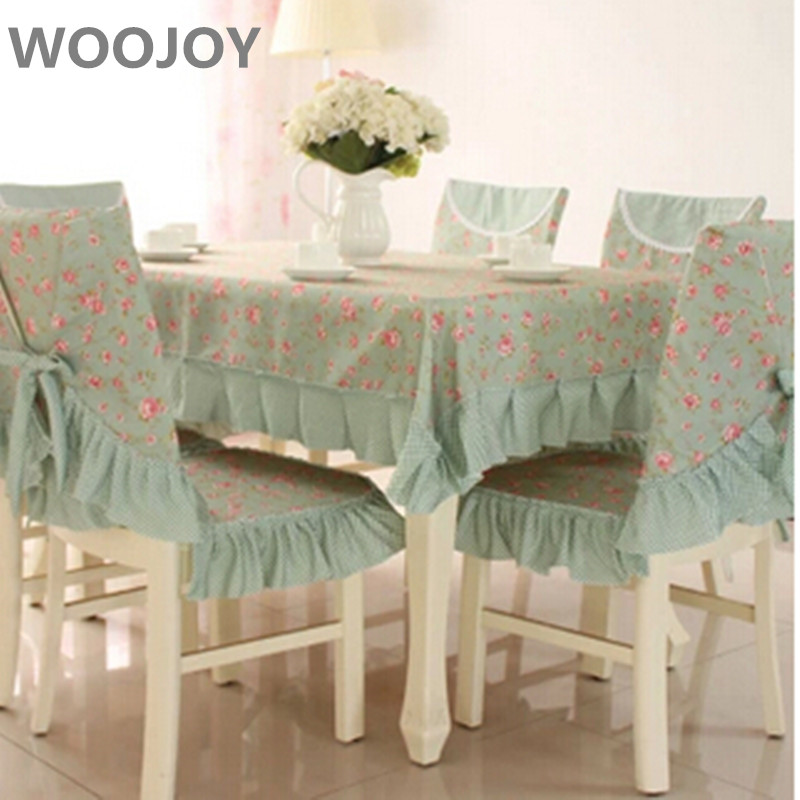 Marvelous Linen Home Hotel Dining/wedding Embroidered Chair Lace Table Cloth Jacquard  Floral Rectangular Tablecloth Fabric To Table Covers