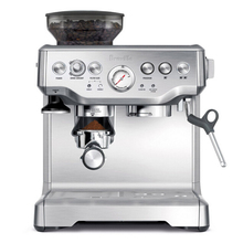 Semi-automatic Coffee Machine Programmable Espresso Maker 15bar Italian BES870