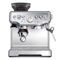 Semi automatic Coffee Machine Programmable Espresso Coffee Maker 15bar Italian Coffee Machine BES870