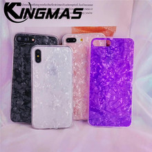 phone Case for iphone 6 6S plus 7 8 PLUS X XS XR MAX silicone case soft thermopolyurethane transparent Liquid case back cover