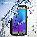 Бассейн Водонепроницаемый Противоударный Чехол Для Телефона Для Samsung Galaxy S7 Edge Практические Крышка Аргументы За Телефона Samsung Galaxy S7