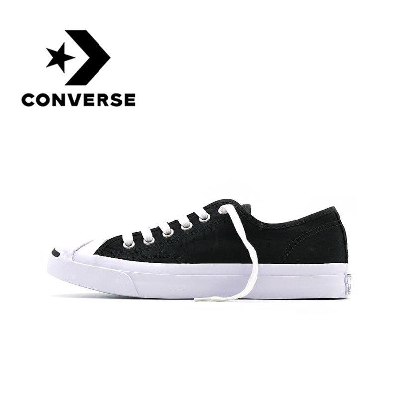 Original Converse sourire unisexe chaussures de skateboard Sport authentique pour hommes et femmes léger Sports de plein air chaussures Anti-glissantes