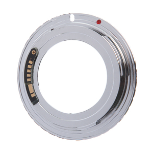 Image 5 - 9th Thế Hệ AF Xác Nhận W/Chip Adapter Ring Cho M42 Ống Kính Canon EOS 750D 200D 80D 1300D