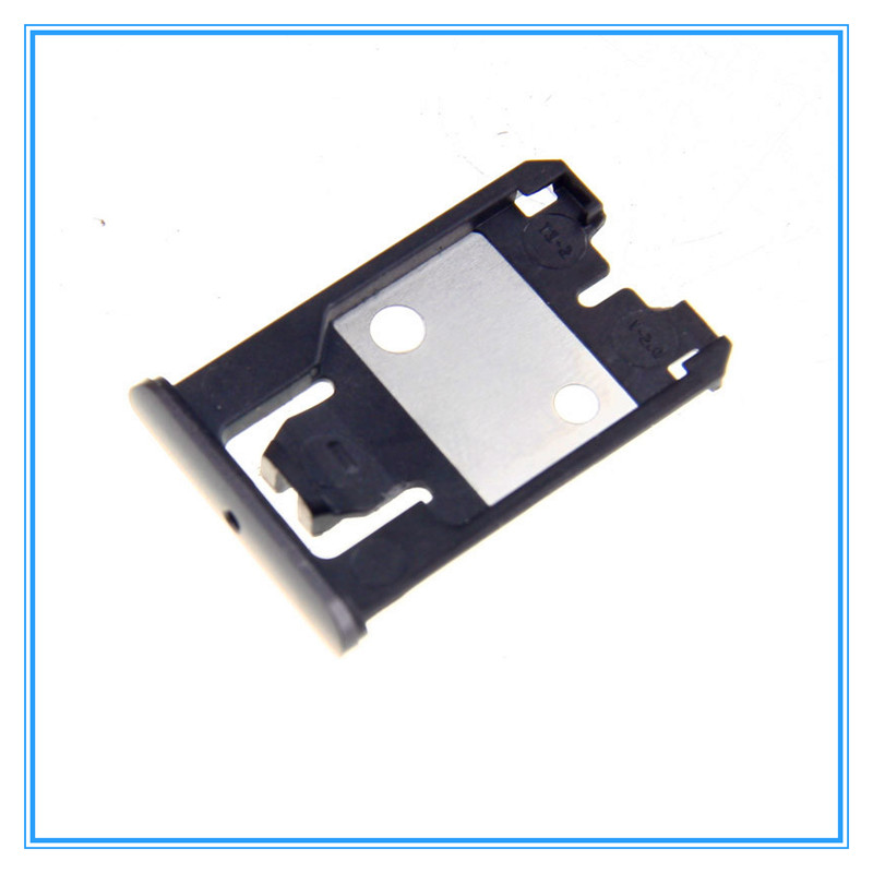 Black White Original New SIM Card Slot Tray Holder For Nokia Lumia 925 N925 Replacement Repair Parts Whole Sale Free Shipping