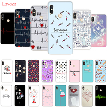 Lavaza Nurse Medical Medicine Hard Case for Huawei Mate 10 20 P9 P10 P20