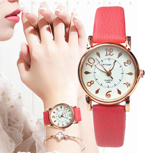 Hot Sell Newest Luxury Top Brand KEIIDY Watch Womens Watches Leather Quartz Dress Ladies Waterproof Clock relogio feminino