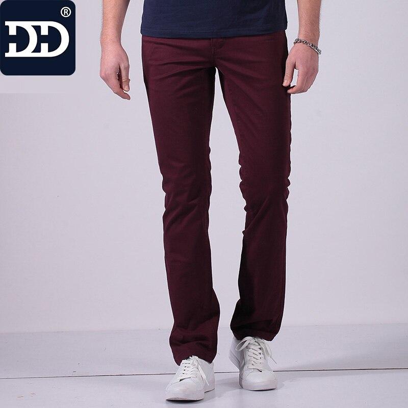Новинка 2017 года Тип Slim Fit Брюки для девочек Для мужчин супер удобные узкие штаны карманов Для мужчин Мотобрюки Для мужчин известный бренд-одежда Для мужчин модные