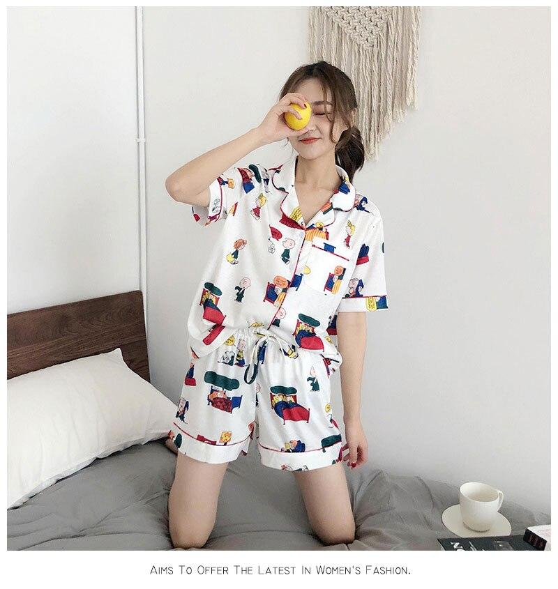 Cartoon Sleepwear  (1)
