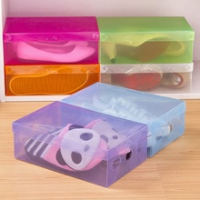 Buy Foldable Plastic Shoe Box And Get Free Shipping On Aliexpress Com