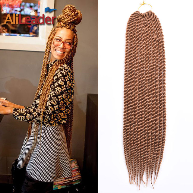 Crochet Box Braids With Color : ... Color 27# Havana Twist Braid Havana Hair Crochet Braid Twist