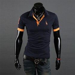 Cool menpolo shirt casual slim fit short sleeved men polo shirt size m xxxl.jpg 250x250