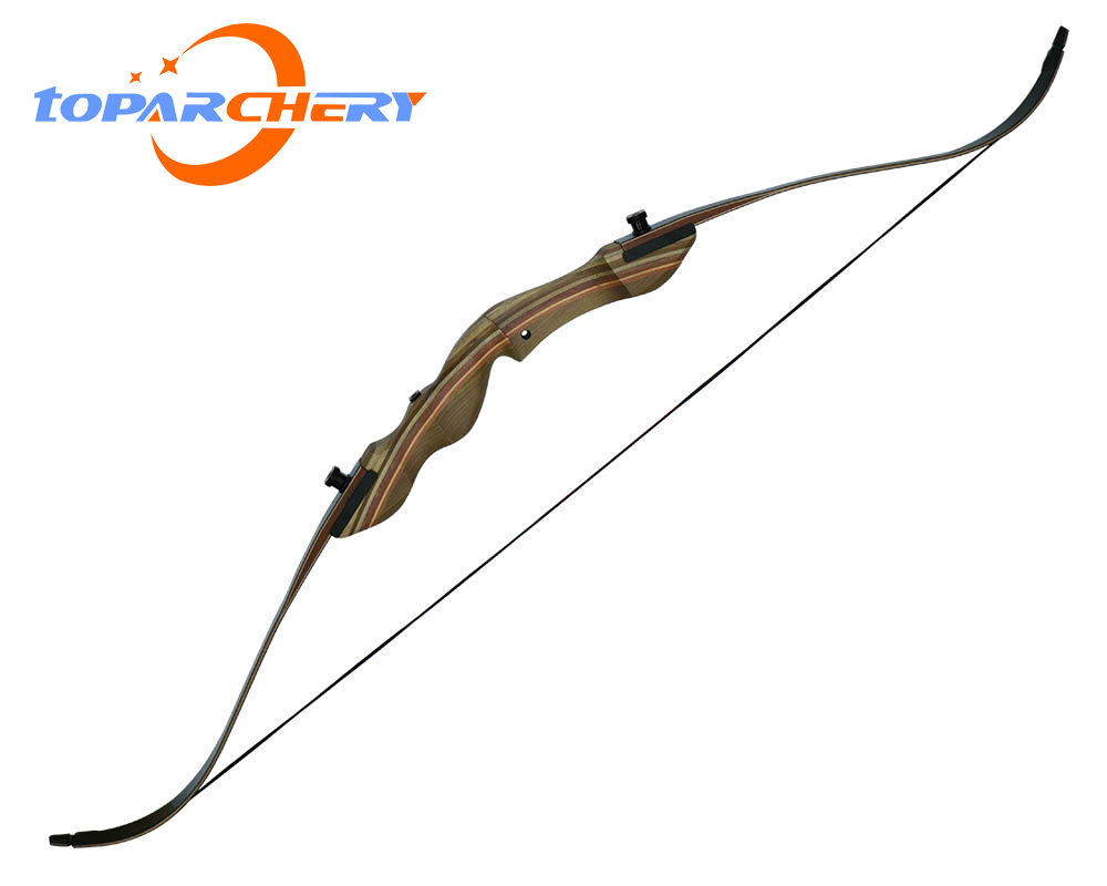 55lbs Powerful Detachable Archery hunting Bow Wooden Recurve bow Combination bow Right Hand For Hunting Shooting Training 1 piece hotsale black snakeskin wooden recurve bow 45lbs archery hunting bow