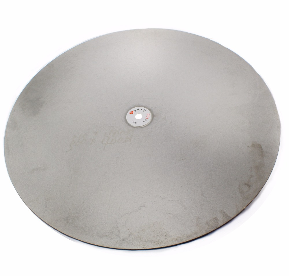 20 inch 500mm Grit 60-800 Coarse Diamond Grinding Disc Abrasive Wheels Coated Flat Lap Disk Lapidary Jewelry Tools for Stone 3pcs 2 6 inch grit 240 600 1000 kit thin flat diamond stone sharpeners knife fine medium coarse