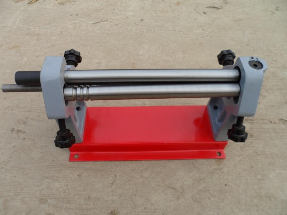 0.8*305mm metal sheet manual operation slip roll machine rolling machinery tools ss 16 sheet metal shrinker stretcher metal plate shrinking machinery tools