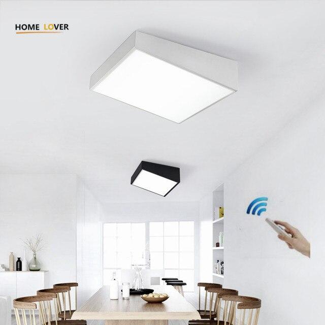 Plafond led verlichting voor thuis verlichting iluminacion Voor ...