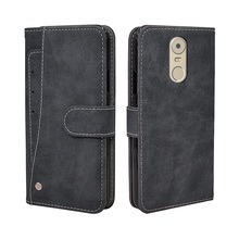 Flip Leather Wallet Case For Lenovo A6600 A7700 K6 Note Power P2 Case
