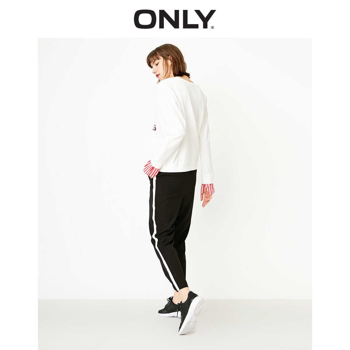 Только 2019 Весна и лето новые свободные спортивные брюки и брюки для отдыха Женские | 119150501