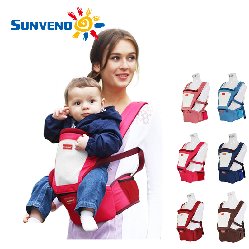 ФОТО Baby Carrier Four Seasons Waist Stool General Multi-functional Hipseat Children Summer Breathable Baby Sling 3-36M