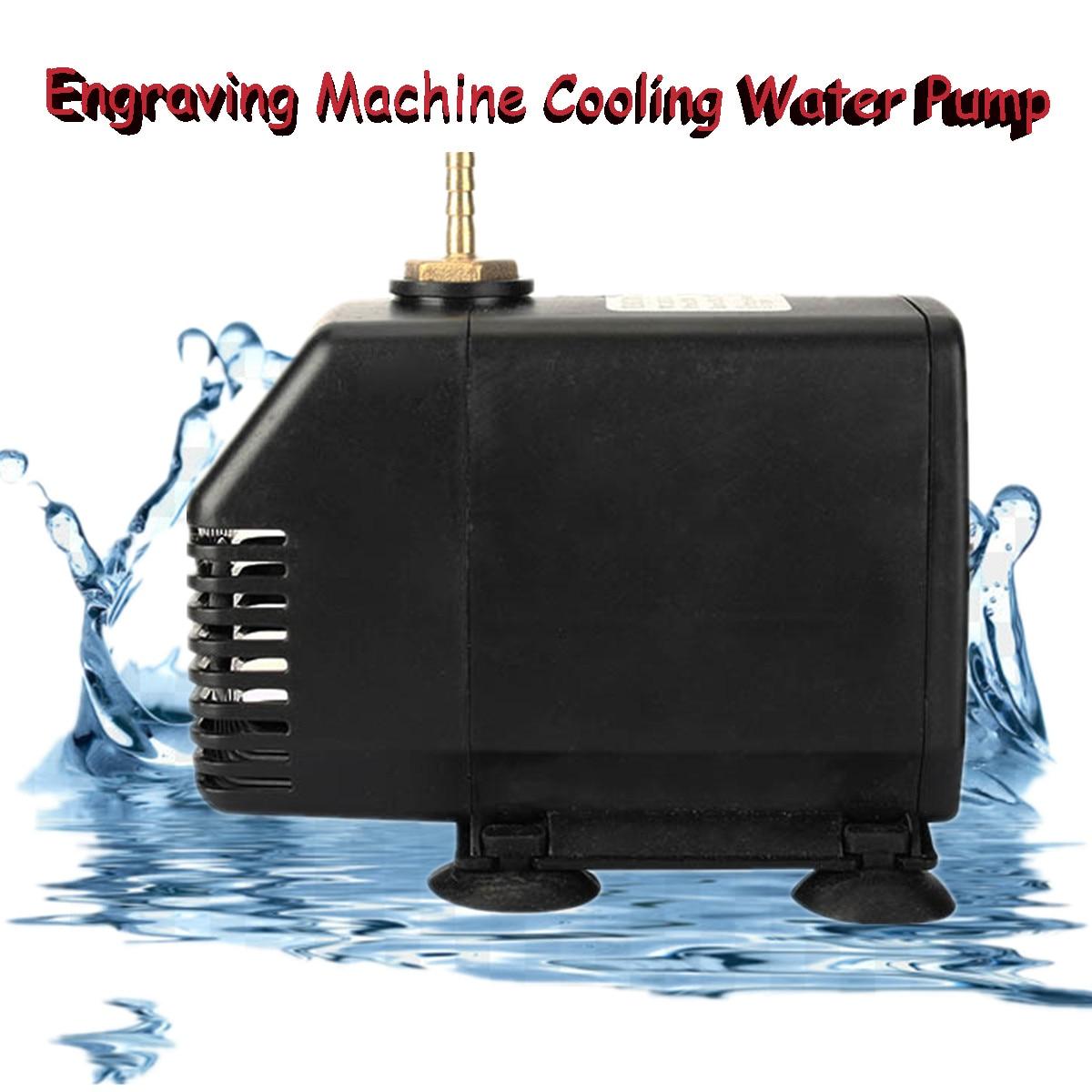 Sanitär Neue 3,5 Mt 75 Watt 3500l/h Gravur Maschine Kühlwasser Pumpe Für Cnc Spindel Motor Haushalt Pumpen In Vielen Stilen