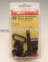 Hunting Shooting Tactical RBO Swivels Gun Sling Uncle Mike S Swivels 1221 2 Free Shipping M1775