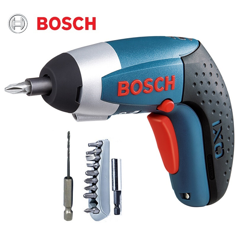 Brand BOSCH Electrical Screwdriver 3.6V Lithium-ion Battery Cordless Screwdrivers Portable Screwdrivers Mini Power Tools