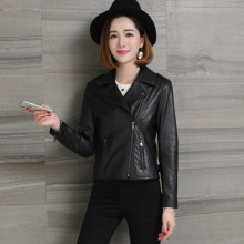 2018 New Fashion Genuine Sheep Leather Jacket H52
