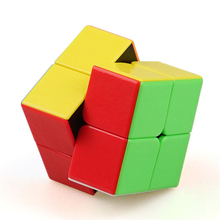 Shengshou GEM Speed cubing 2x2 Magic Cube Puzzle Toys for Competition Challenge - Colorful cubo magico
