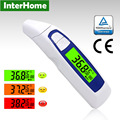 LCD Professional Diagnostic-tool Digital Infrared Thermometer Baby Adult Body Fever Temperature Monitor Non-contact Ear&Forehead