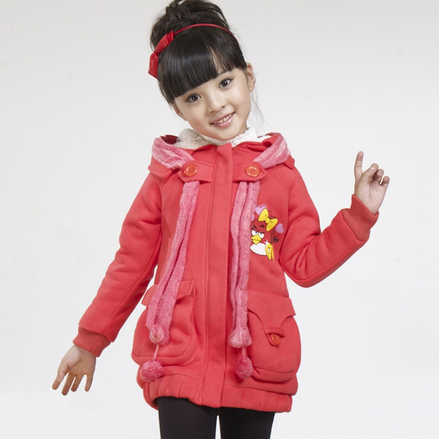 d3bda3376 Children s clothing female winter child 2012 clothes child outerwear ...