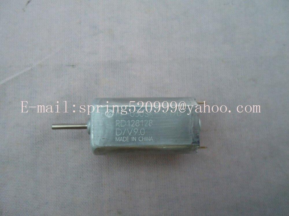 Абсолютно Mabushi мотор FF-050SK-11170 FF-050SB-11170 D/C 9,0 V для автомобиля DVD чейнджер мотор радио 10 шт./партия