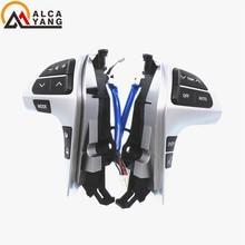 Malcayang Рулевом Колесе Управления Переключатель В Сборе Рулевое Pad 84250-0K020 Для Toyota Hilux Fortuner