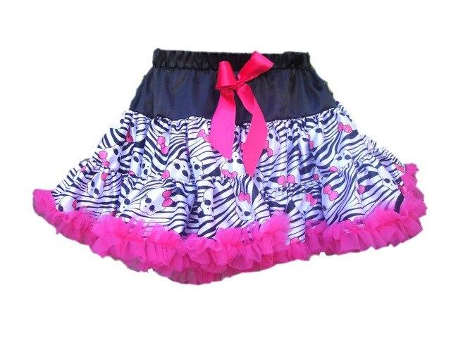 Baby tutu skirt new cake tutus girls skirts children skirts for toddler age tutu satin pettiskirt PETS-138