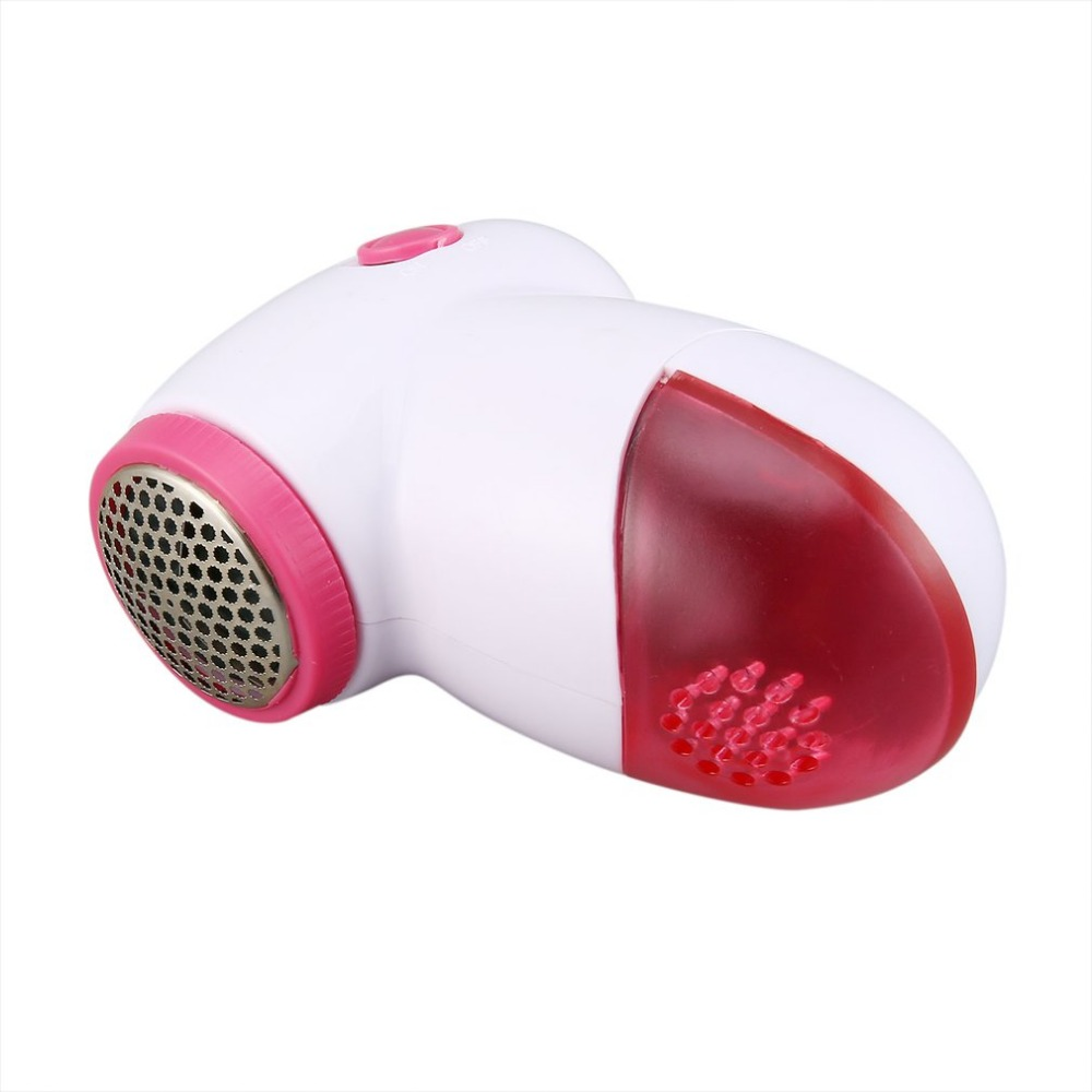 Mini Portable Sweater Clothes Lint Pill Fluff Remover Hair Ball Trimmer Fabrics Fuzz Shaver Electric Lint Remover 1