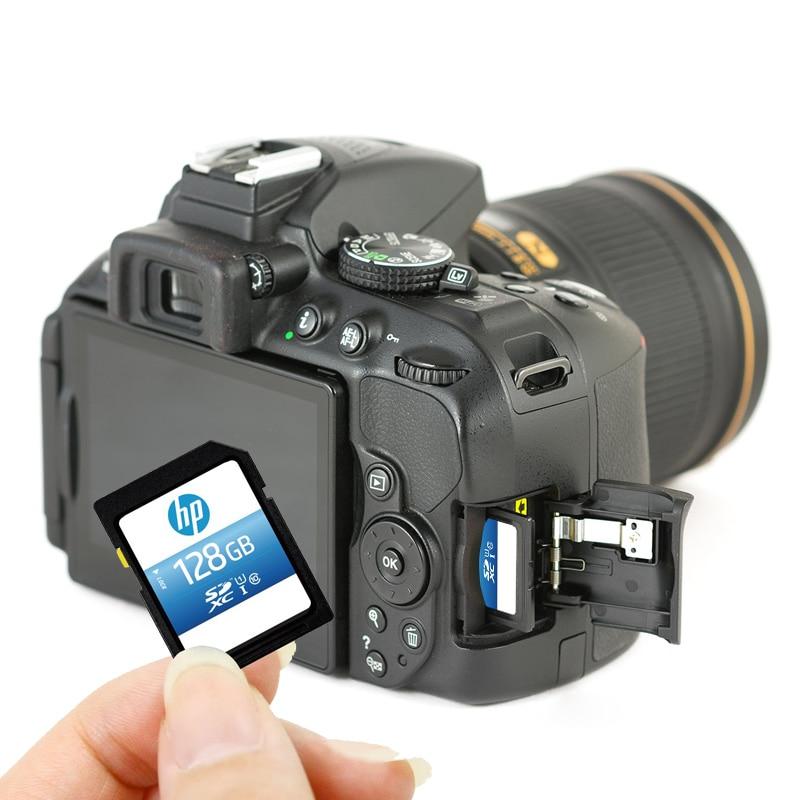 HP SD Card 128GB microSDXC Memory Card U1 Class10 4K 90MBS SD Kaart cartao de memoria Flash Stick Camera Carte Micro sd 128 gb (5)