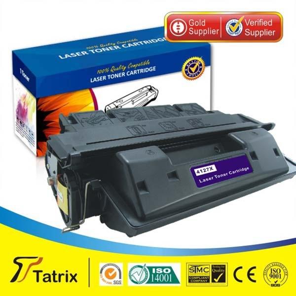C4127X compatible Toner cartridge for HP Laserjet 4000/4050 printer , DHL free shipping