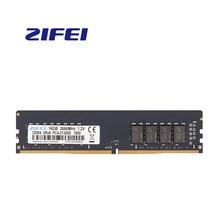 ZiFei ram DDR4 4GB 8GB 16GB 2133HMz 2400HMz 2666MHz 288Pin LO DIMM 1 2v dual channel