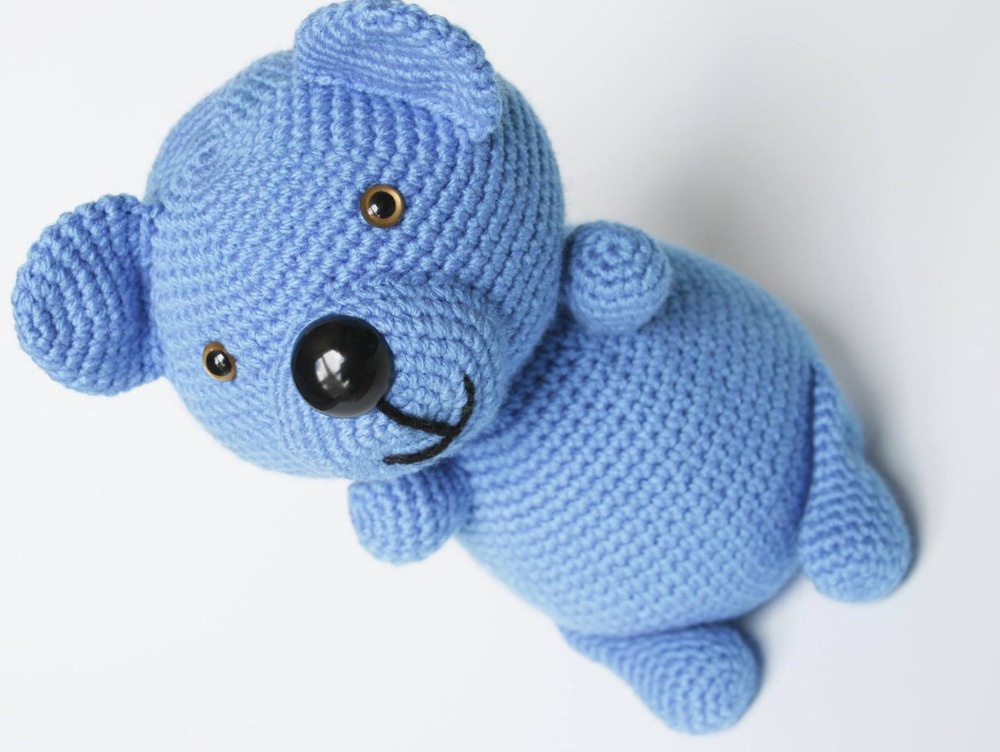 Crochet Toys  Amigurumi Doll  Bear Model    Number XG041208