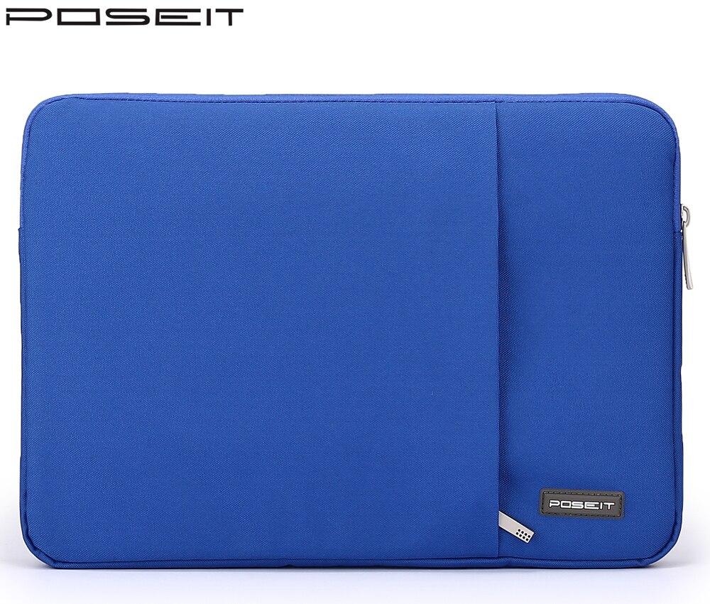 Waterproof Laptop Bag For Macbook Air 11 12 13 15.4 16 17 Women Men Notebook Bag Case 14 Laptop Sleeve For HP DELL XPS 13 14 15