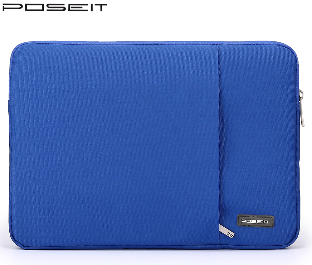 Waterproof Laptop Bag For Macbook Air 11 12 13 15.4 17 Women Men Notebook Bag Case 14 Laptop Sleeve For HP DELL XPS 13 14 15