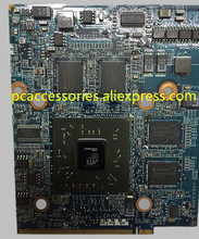 Оригинальный X1600 256 MB LS-2821p видео карта для HP/Compaq 409979-001 ATI Radeon NX9420 NW9440 графическая карта